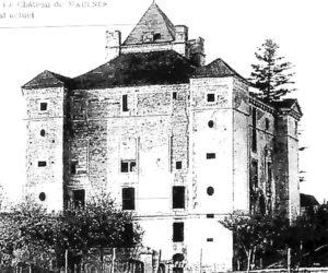 Le Château de Maulnes (Yonne)