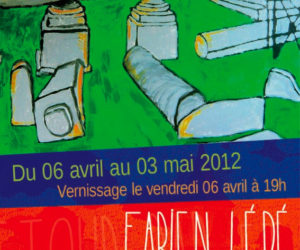 NÜ KÖZA : Exposition rétrospective de Fabien Lédé