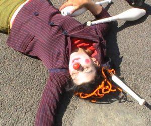 Festival «Prise de CirQ'» : Les clowns ont pris d'assaut la rue Berbisey