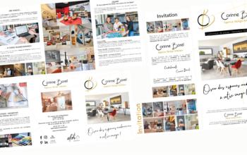 Accompagnement au lancement d'une agence de design & décoration d'intérieur
