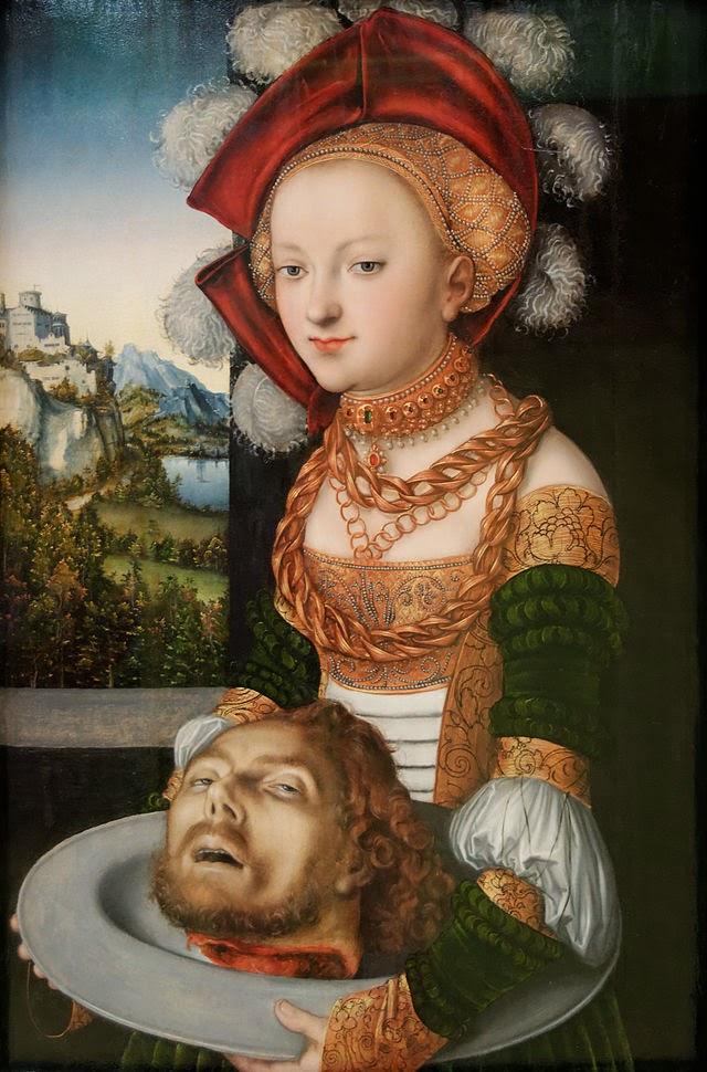 La tête coupée de la dame de Brezons (Cantal)