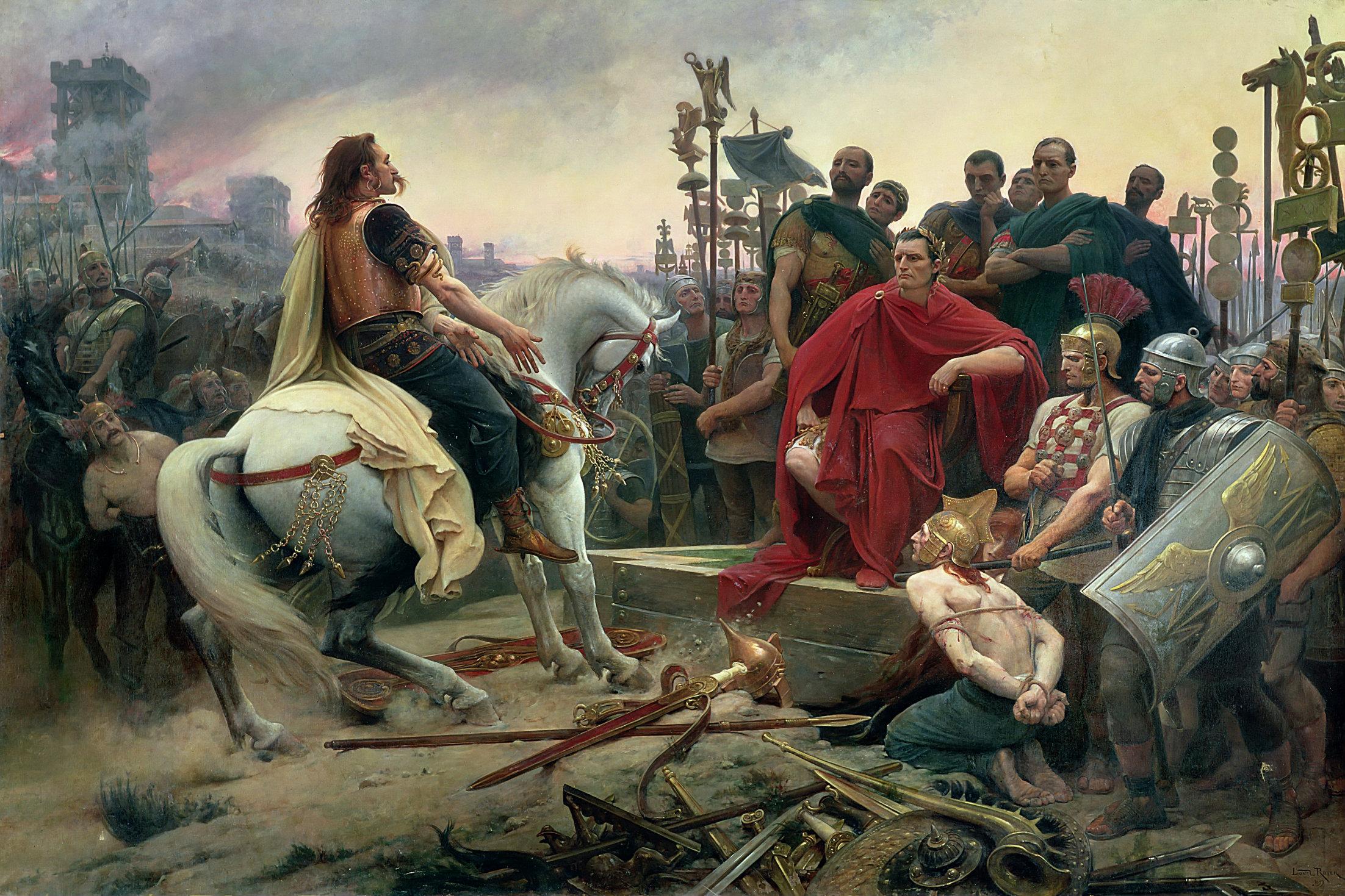 Alésia : la polémique autour du site de la célèbre bataille !