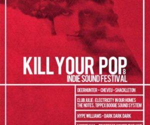 DU 7 AU 10 AVRIL : Dijon « Kill Your Pop » !