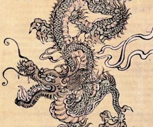 La naissance des dragons
