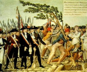 Brezons pendant la révolution française !
